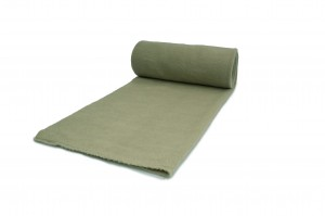 Fleece-Strickwaren 300 g/m² Leichte Olive