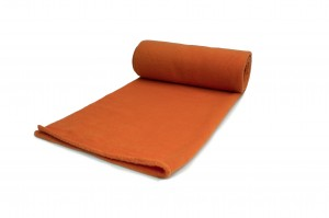 Fleece-Strickwaren 300 g/m² Leuchtendes Orange