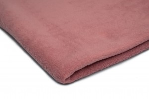 Fleece-Strickwaren 200 g/m² Hell-Pink (1)