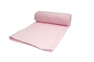 Fleece-Strickwaren 200 g/m² Hell-Pink