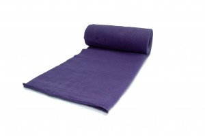 Fleece-Strickwaren 200 g/m² Violett