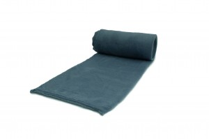 Fleece-Strickwaren 300 g/m² Jeans