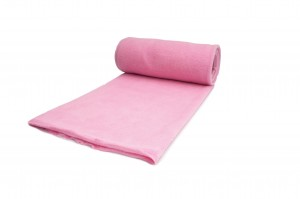 Fleece-Strickwaren 300 g/m² Candy Pink